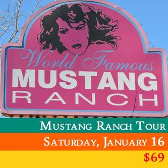 Patty S Tours Mustang Ranch Tour Saturday January 16